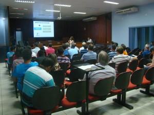 Reunião de acompanhamento realizada em Juara no dia 21/09